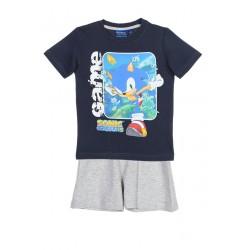 Pyjashort imprimé Sonic...