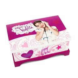 Boite à Bijoux Violetta