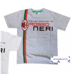 T-shirt Enfant ACM MILAN en...