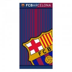 Drap de plage FC Barcelone...