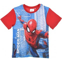 T-shirt rouge Spiderman...