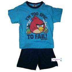 Pyjama short Angry Birds