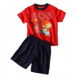 Ensemble T-shirt rouge +...