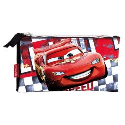 Trousse triple Disney Cars...
