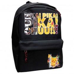 Pokemon Sac à dos Pikachu 40cm