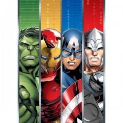 plaid Les Avengers
