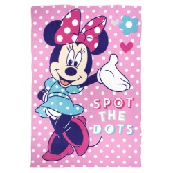 Plaid Minnie mouse disney...