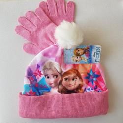 Frozen bonnet avec pompon...