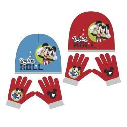 Mickey mouse bonnet bébé et...
