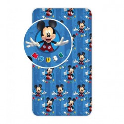 Drap housse Mickey Disney...