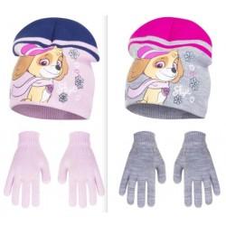 Bonnet et gants Pat La...