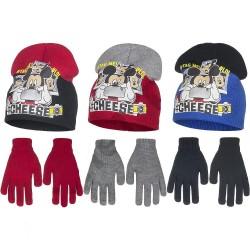 Mickey bonnet et gants...
