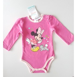 Body bébé Disney Minnie...