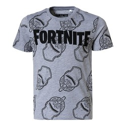 T-shirt Fortnite gris...