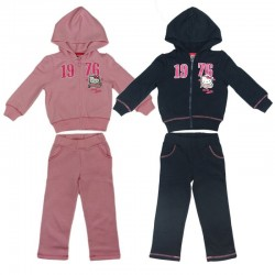 jogging Hello Kitty