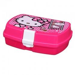 Boîte à goûter Hello Kitty