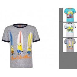 T-shirt manches courtes Les...