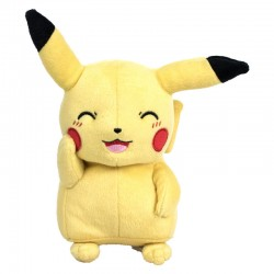 Peluche Pikachu Pokemon 17cm