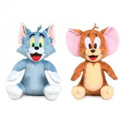Peluches Tom et Jerry 20cm