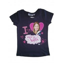 Tee-shirt 'Violetta' violet