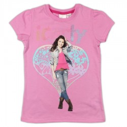 T-shirt I-carly rose clair