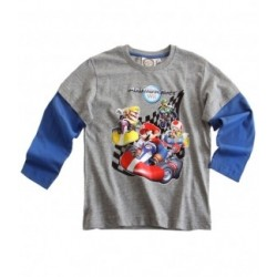 MARIO KART T-shirt manche...