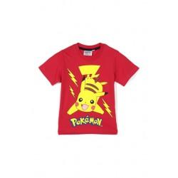 T-shirt POKEMON rouge