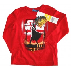 STAR WARS T-shirt manche...