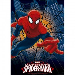 Plaid polaire Spiderman...