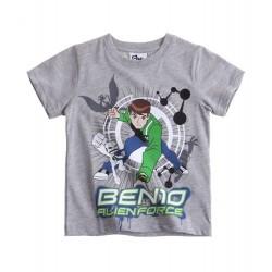 BEN 10 T-shirt gris