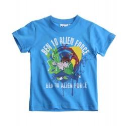 BEN 10 T-shirt bleu clair