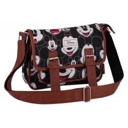 sac à main bandoulière mickey 26cm