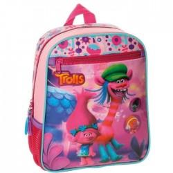 sac à dos Trolls 28 cm maternelle
