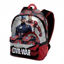 sac a dos Capitan America Civil War Marvel 41cm