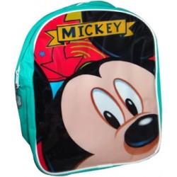 sac à dos Mickey Disney maternelle 32 cm vert grand Mickey