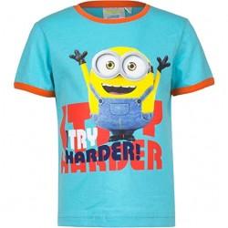 T-shirt manches courtes Les Minions
