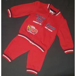 Survêtement  Jogging bébé Garçon Disney Cars Lightning McQueen baby