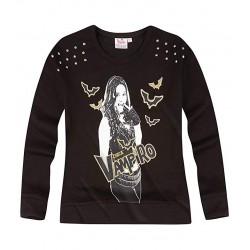pull Chica Vampiro Sweat shirt noir