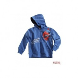 Gilet Spiderman bleu