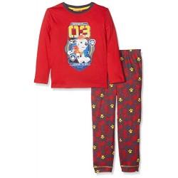 pyjama long pat la patrouille Paw patrol Marshall
