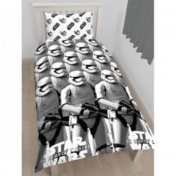 Parure de lit Star Wars Armée des Clones Housse de couette + 1 taie
