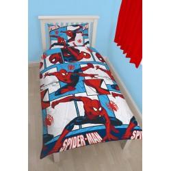 Parure De Lit réversible Spiderman Ultimate Marvel