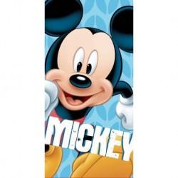 Serviette de plage Mickey Disney Course