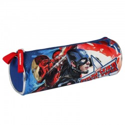 Trousse ronde Avengers Civil War 21x7cm