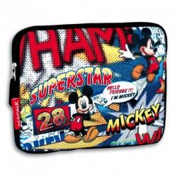 Mickey mouse Pochette 27,5x23x2,5cm  pour rangement tablette
