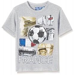 T-shirt manches courtes Coupe d Europe Equipe de France FFF enfant