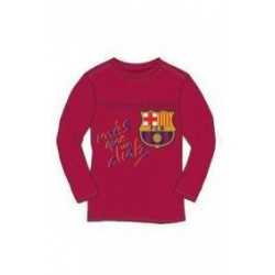 T-shirt Manches longues FC Barcelone