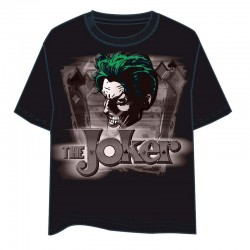 T-shirt Bat-man Joker homme adulte