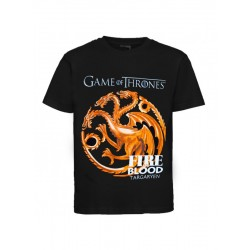 T-shirt games of thrones Targaryen homme ( adulte
