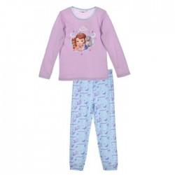 pyjama long princesse Sofia violet
